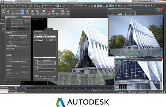 Autodesk is a software that helps engineers to imagine, design, and create structures